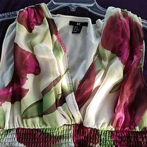 Used H & M dress, size US 14